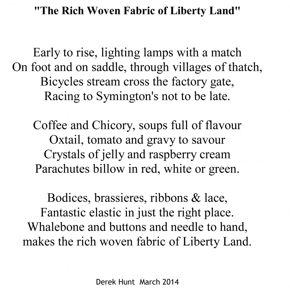 The Rich Woven Fabric of Liberty Land