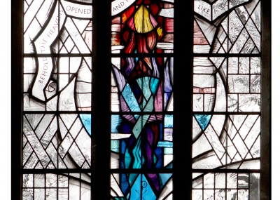 Baptismal Window