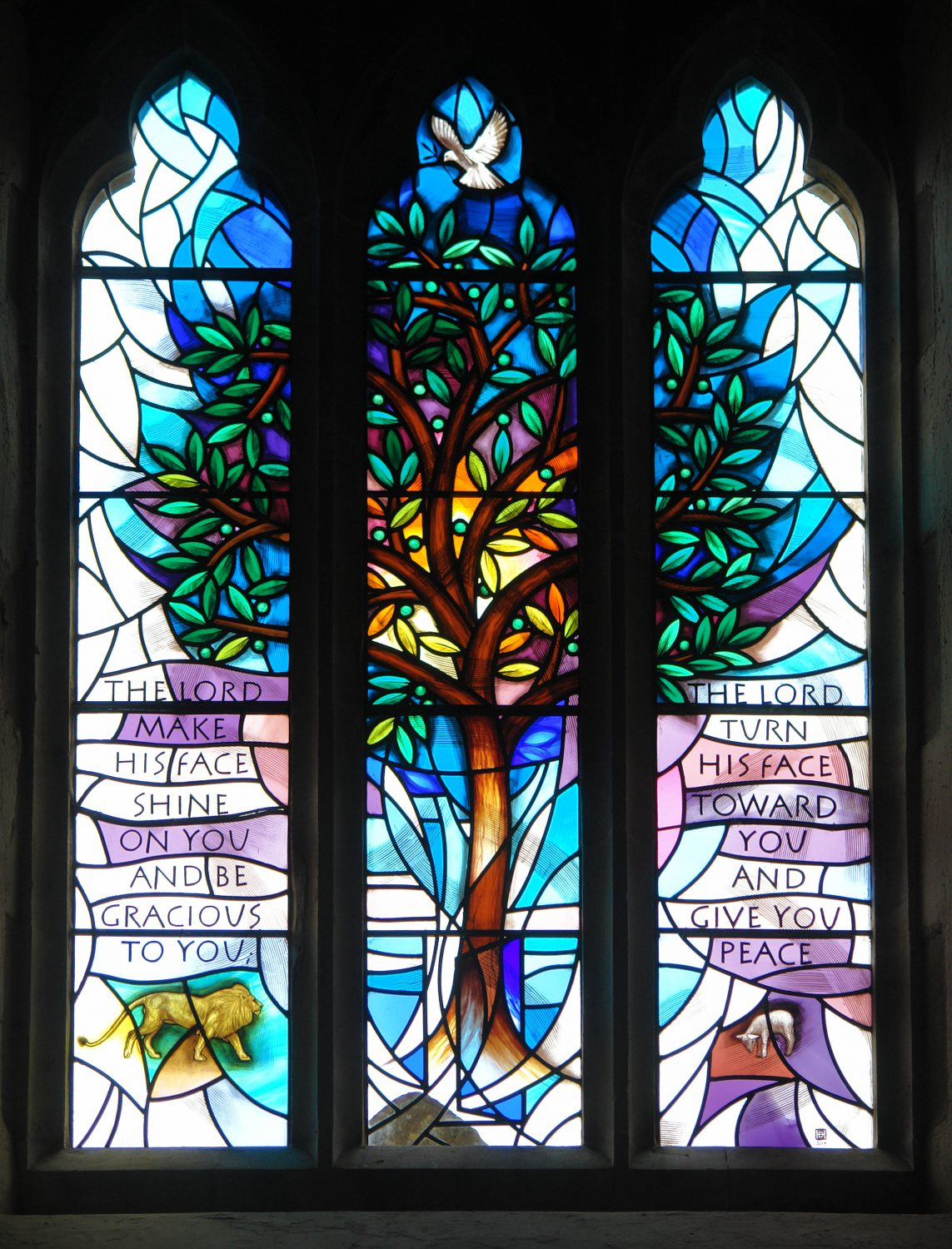 West Window, Yapton