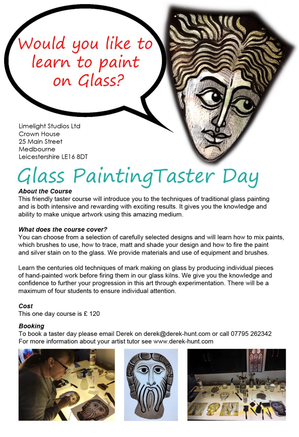 Painting-Taster-course